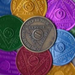 Aa Tokens Alcoholics Anonymous Tokens